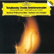 チャイコフスキー&ドヴォルザーク:弦楽セレナード