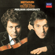 ベートーヴェン:ヴァイオリン・ソナタ第5番≪春≫ 第9番≪クロイツェル≫
