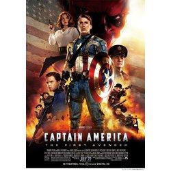 キャプテン・アメリカ/ザ・ファースト・アベンジャー MCU ART COLLECTION [Blu-ray Disc]