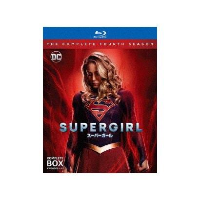 SUPERGIRL/スーパーガール <フォース・シーズン> コンプリート・ボックス [Blu-ray Disc]