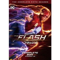 THE FLASH/フラッシュ <フィフス・シーズン> コンプリート・ボックス [DVD]