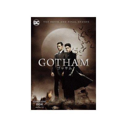 GOTHAM/ゴッサム <ファイナル・シーズン> コンプリート・ボックス [DVD]