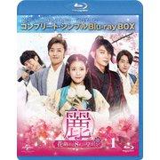 麗<レイ>~花萌ゆる8人の皇子たち~ BOX1<コンプリート・シンプルBlu-ray BOX>
