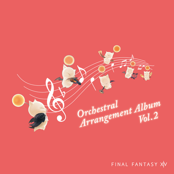 FINAL FANTASY ⅩⅣ Orchestral Arrangement Album Vol.2