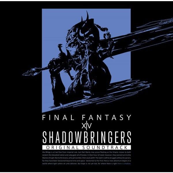 SHADOWBRINGERS:FINAL FANTASY XIV Original Soundtrack [Blu-ray Disc]