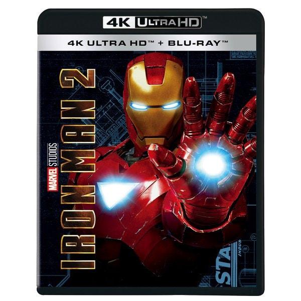 アイアンマン 2 [UltraHD Blu-ray]