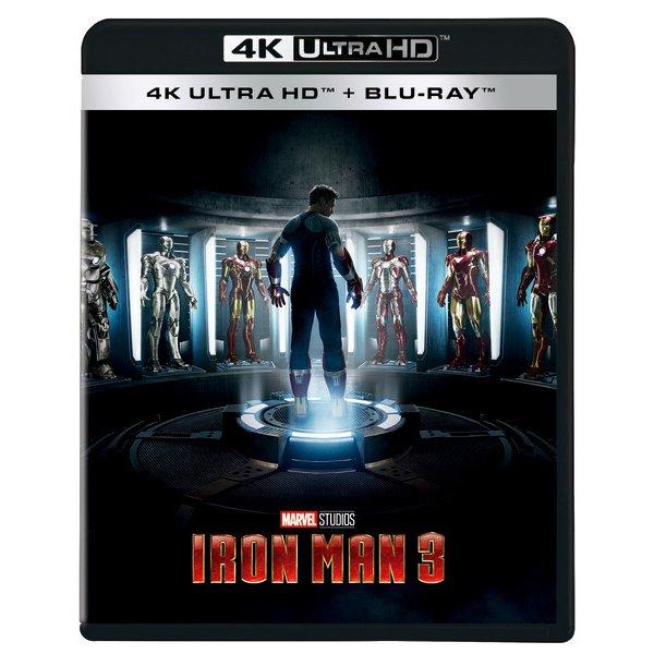 アイアンマン 3 [UltraHD Blu-ray]