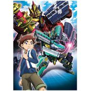新幹線変形ロボ シンカリオン Blu-ray BOX4