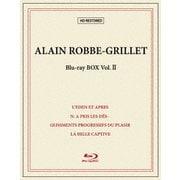 アラン・ロブ=グリエ Blu-ray BOX Ⅱ