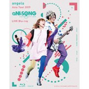 "angela Asia Tour 2019 ""aNI-SONG"" LIVE Blu-ray"