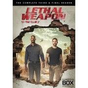 リーサル・ウェポン<ファイナル・シーズン>DVD コンプリート・ボックス