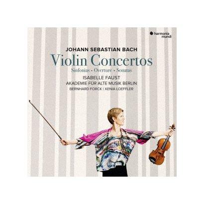 ヨハン・セバスティアン・バッハ(1685-1750):ヴァイオリン協奏曲ニ短調BWV1052R カンタータ第174番≪われいと高き者を心を尽して愛しまつる≫より第1曲「シンフォニア」 ヴァイオリン協奏