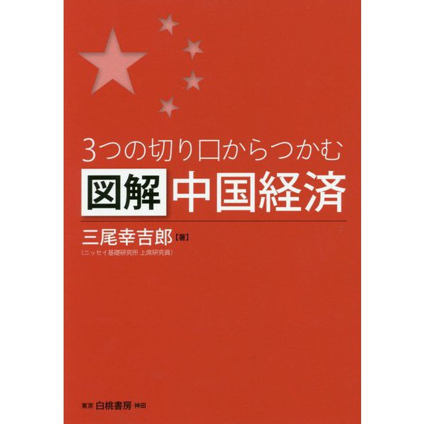 3つの切り口からつかむ図解中国経済 [単行本]