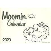 ムーミン壁掛けカレンダー モノトーン(学研カレンダー2020) [ムックその他]