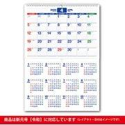 C121 NOLTYカレンダー壁掛け16 [2020年1月始まり]