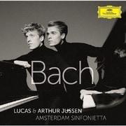 バッハ:2台のピアノのための協奏曲第1番・第2番