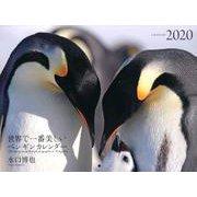 2020年 ワイド判カレンダー 世界で一番美しいペンギン カレンダー(カレンダー) [ムックその他]