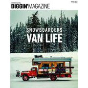 Diggin'MAGAZINE ( ディギンマガジン ) SPECIAL ISSUE SNOWBOADERS VAN LIFE (サンエイムック) [ムック・その他]