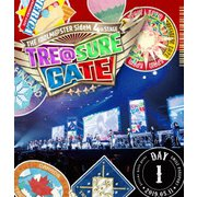 THE IDOLM@STER SideM 4th STAGE ~TRE@SURE GATE~ LIVE Blu-ray DAY1 SMILE PASSPORT