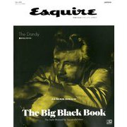 Esquire The BIG BLACK BOOK 2019年 11月号 [雑誌]