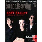 Sound & Recording Magazine (サウンド アンド レコーディング マガジン) 2019年 11月号 [雑誌]