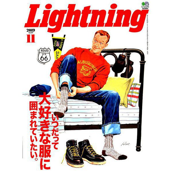 Lightning (ライトニング) 2019年 11月号 [雑誌]
