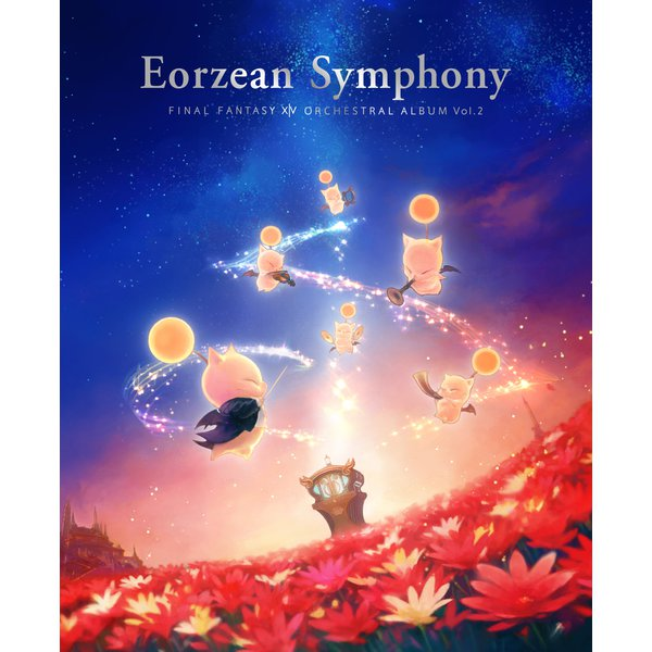 Eorzean Symphony: FINAL FANTASY ⅩⅣ Orchestral Album Vol.2 [Blu-ray Disc]