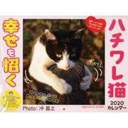 幸せを招くハチワレ猫カレンダー 2020 [ムックその他]
