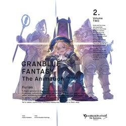GRANBLUE FANTASY The Animation Season 2 2 [Blu-ray Disc]