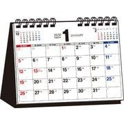 書き込み式シンプル卓上カレンダーB6ヨコ 2020年 [単行本]