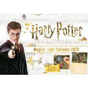Harry Potter Magical Light Calendar 2020 (インプレスカレンダー2020) [単行本]
