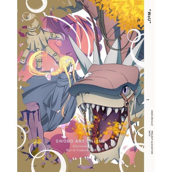 ソードアート・オンライン アリシゼーション War of Underworld 1 [DVD]