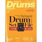 Rhythm & Drums magazine (リズム アンド ドラムマガジン) 2019年 12月号 [雑誌]
