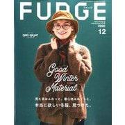 FUDGE (ファッジ) 2019年 12月号 [雑誌]
