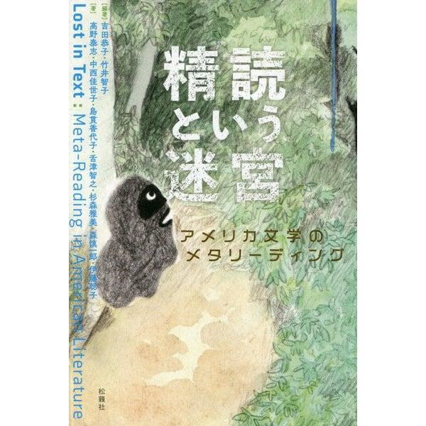 精読という迷宮―アメリカ文学のメタリーディング [単行本]