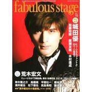 fabulous stage(ファビュラス・ステージ) Vol.10 [ムックその他]