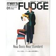 men's FUDGE (メンズ・ファッジ) 2020年 01月号 [雑誌]