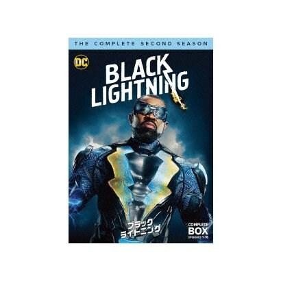 ブラックライトニング <シーズン2> コンプリート・ボックス [DVD]