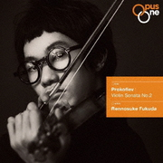 Opus One プロコフィエフ:ヴァイオリン・ソナタ第2番