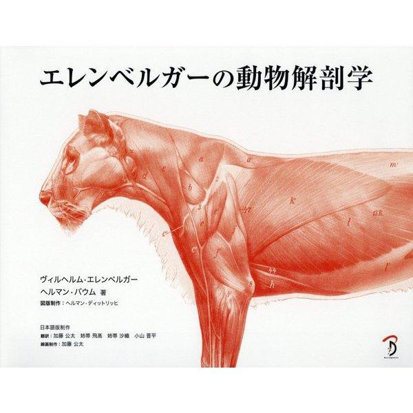 エレンベルガーの動物解剖学 [単行本]