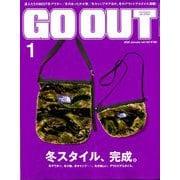 OUTDOOR STYLE GO OUT (アウトドア・スタイル ゴーアウト) 2020年 01月号 [雑誌]