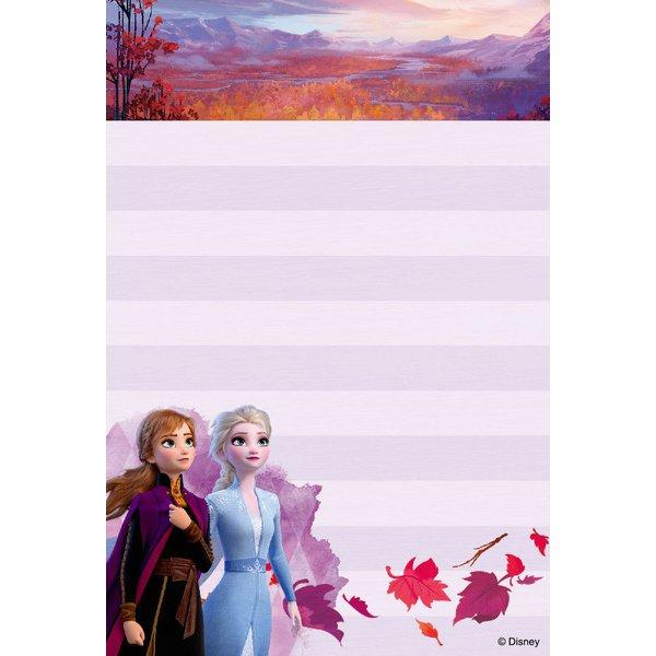 IG.03192 アナと雪の女王2 パタパタメモ [キャラクターグッズ]