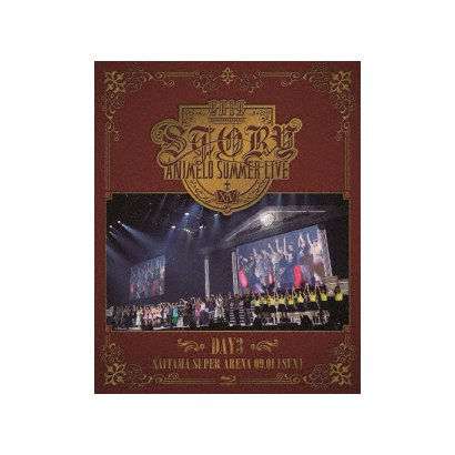 Animelo Summer Live 2019 -STORY- 9.1 [Blu-ray Disc]