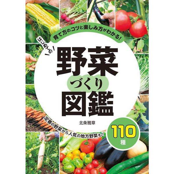 はじめての野菜づくり図鑑110種 [単行本]