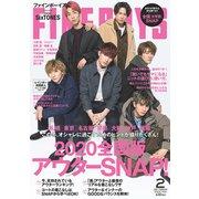 FINE BOYS(ファインボーイズ) 2020年 02月号 [雑誌]