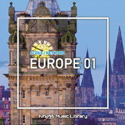 NTVM Music Library シーン・キーワード編 ヨーロッパ01