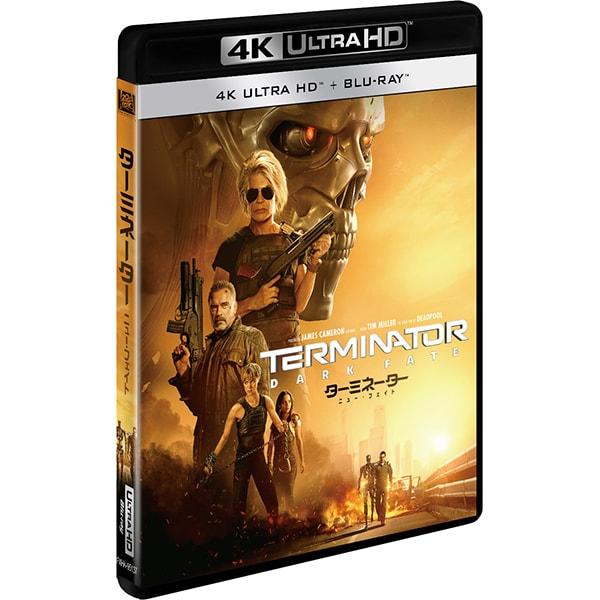 ターミネーター:ニュー・フェイト [UltraHD Blu-ray]