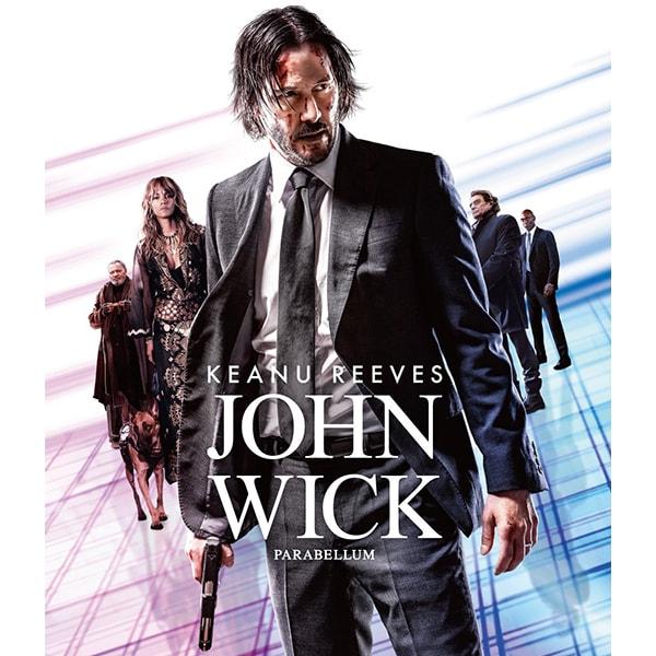 ジョン・ウィック:パラベラム [Blu-ray Disc]