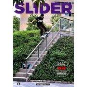 SLIDER(スライダー) Vol.41 [ムックその他]