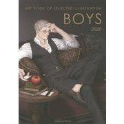 Boys 2020(ART BOOK OF SELECTED ILLUSTRATION) [単行本]